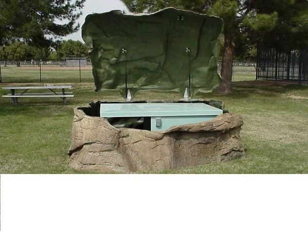 Bug Out Bunker Plans : Doomsday bomb shelter builders approved in menifee ca